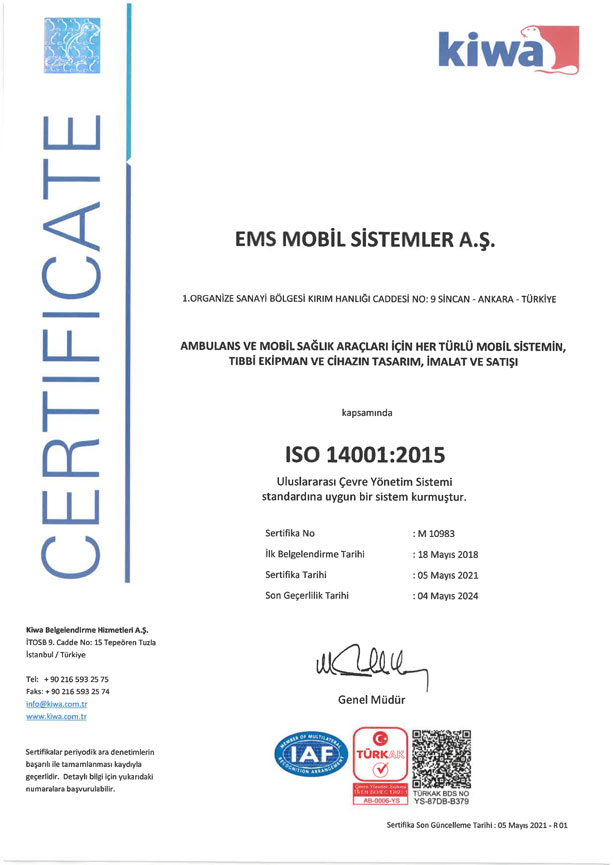 ISO 14001:2004 - OHSAS 18001:2007