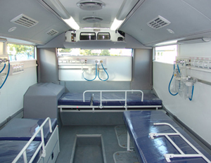 Mobile Health Care Vehicles (Bus)
