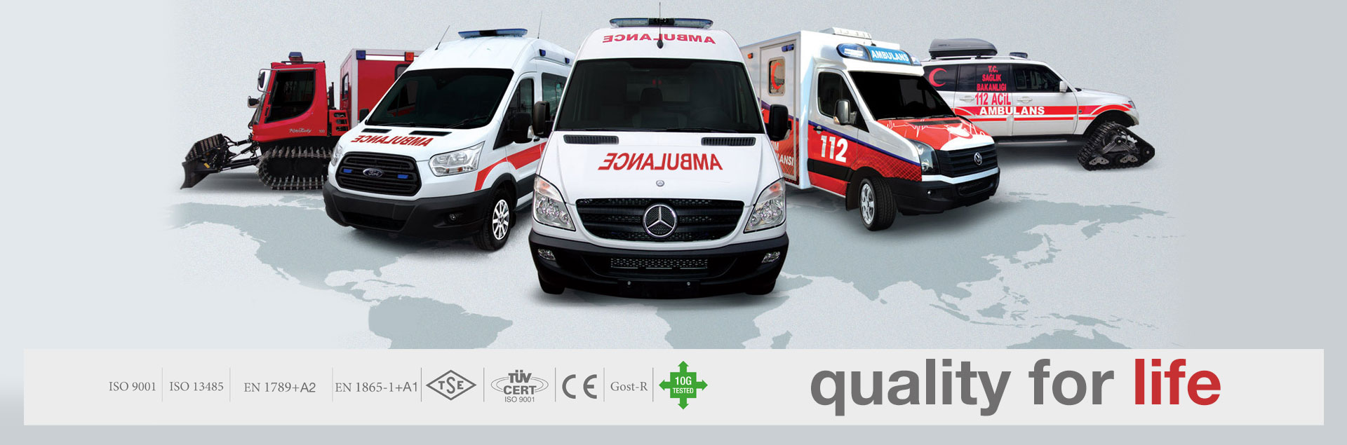 EMS Emergency Mobile Systems